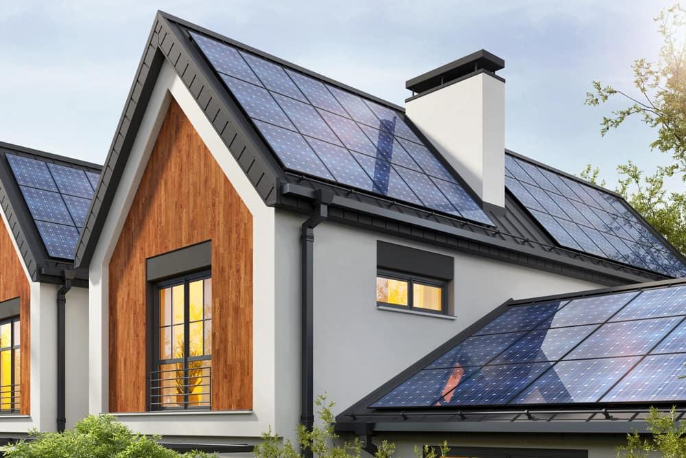 passive homes green housing